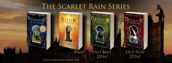 Scarlet Rain Series
