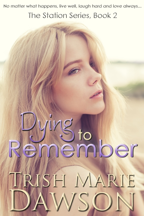 Dying to Remember, The Station Series Book 2