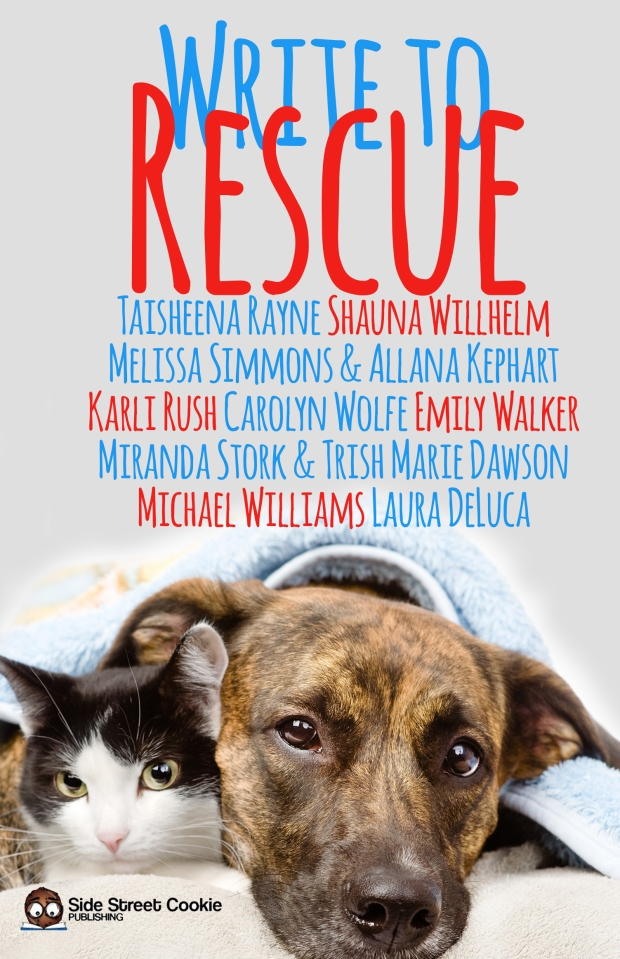 writetorescuecoverebook