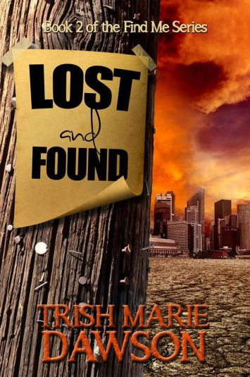 Lost and Found, Find Me Series, Book 2